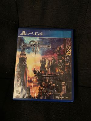 Kingdom Hearts 3 for Sale in Spring Valley, CA