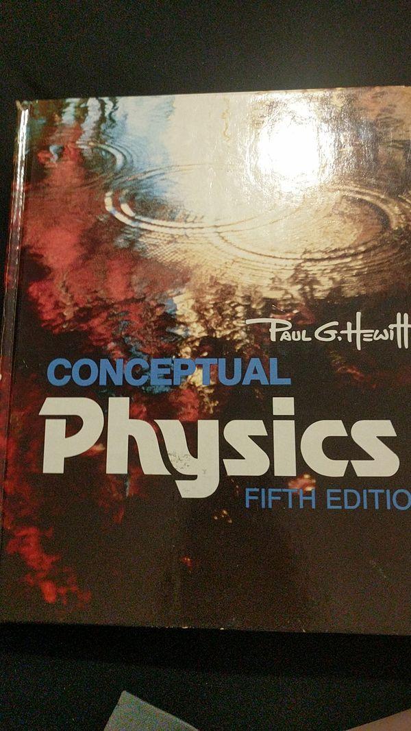 Conceptual physics 5th edition
