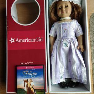 American girl Doll- Felicity for Sale in Fairfax, VA