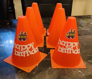 Construction Birthday Party Supplies for Sale in Phoenix, AZ