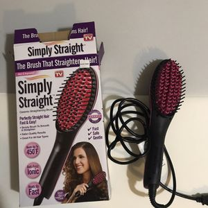 The Brush That Straightens Hair! for Sale in Monroe Township, NJ