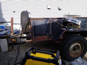 Cheap trailer heavy duty for Sale in Woonsocket, RI