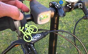 Bike/ ORP Smart Horn & Super bright Light for Sale in Honolulu, HI