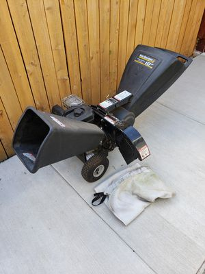 Yard machines chipper for Sale in Gresham, OR