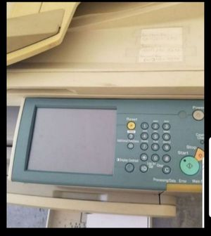 Canon photo cope, scan, printer and fax machine for Sale in Rockledge, FL