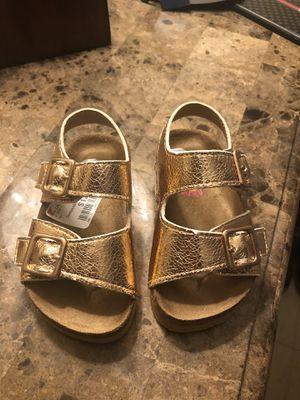 Toddler sandals for Sale in Johnston, RI
