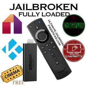 Amazon Firestick Fully loaded for Sale in Albuquerque, NM