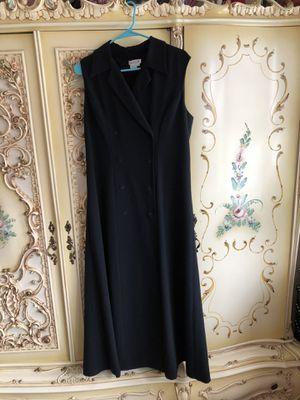 Due Per Due Vesta Black Dress size 14 for Sale in Philadelphia, PA