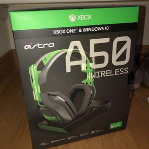 Astro A50 Wireless Headset for Sale in Norridge, IL