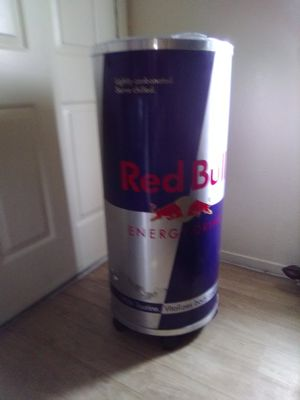 Redbull stand up cooler for Sale in Las Vegas, NV