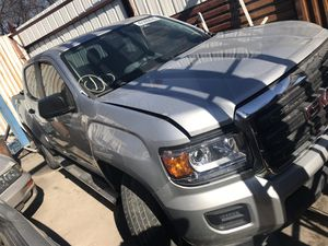 2018 GMC Canyon parts for Sale in Cedar Hill, TX