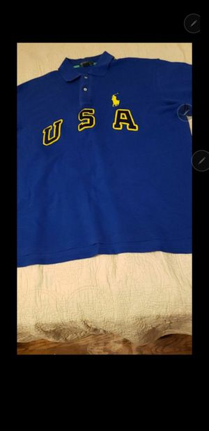 Men Ralph Lauren Polo shirt sz XL in great condition for Sale in Downey, CA