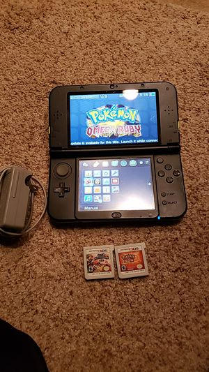 New Nintendo 3ds Xl green limited for Sale in Las Vegas, NV