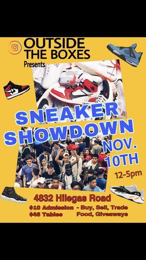 Fort Wayne Sneaker Showdown for Sale in Fort Wayne, IN