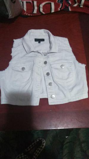 Jean vest L for Sale in South Gate, CA