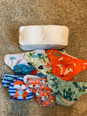 Cloth diapers for Sale in WILOUGHBY HLS, OH