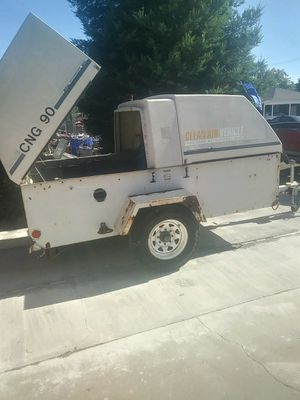 trailer.with cover.and electric brakes for Sale in Modesto, CA