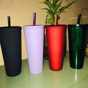 New Starbucks 2021 Stud Cups for Sale in San Dimas, CA