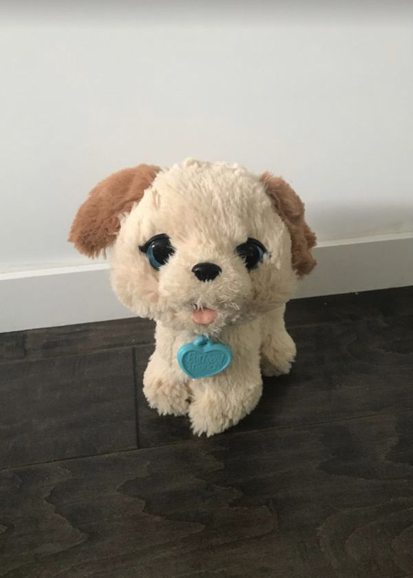 FurReal friends dog