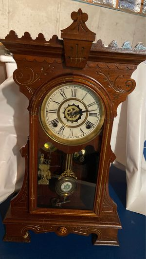 Antique clock for Sale in Orland Park, IL