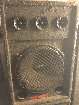 Gemini speaker / pick up only for Sale in Philadelphia, PA