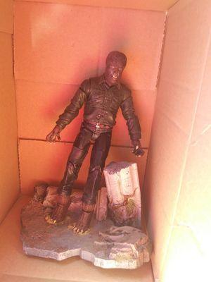 Wolf man action figure statue for Sale in Casa Grande, AZ