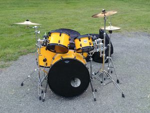 Ddrum Journeymann Drum Set for Sale in Roanoke, VA