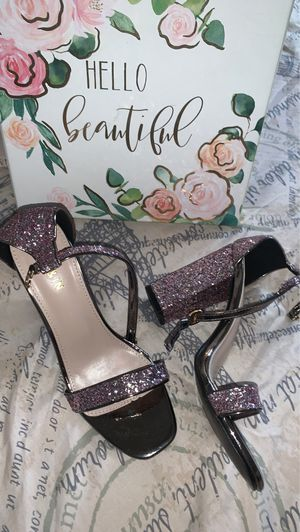 Sparkling heels for Sale in La Vergne, TN