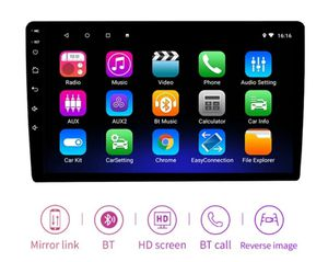 Car Stereo 10inch GPS navigation touch screen for Sale in Tracy, CA