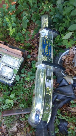 1980 Chevy Scottsdale Bumper for Sale in Weirton, WV