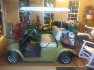 Yamaha golf cart new batteries for Sale in Gordonsville, VA