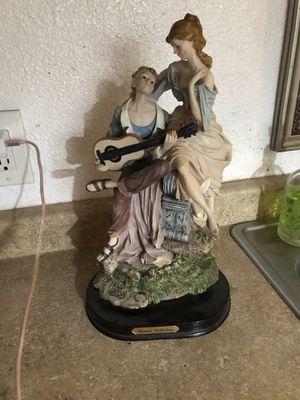 Monnel collections statue for Sale in Yuba City, CA