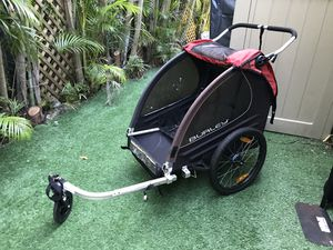 Burley double stroller & bike trailer for Sale in Miami, FL