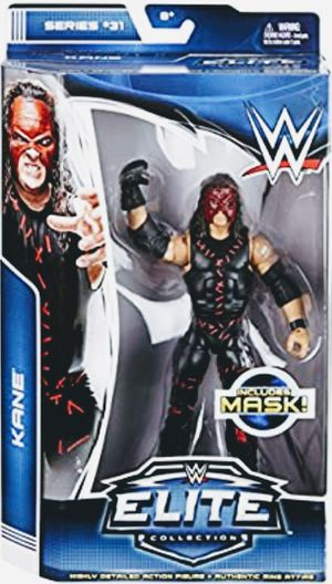 New WWE/ WWF Elite Collection KANE Action Figure. for Sale in Apopka, FL