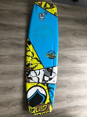 Liquid force 139cm Watson hybrid wakeboard for Sale in San Francisco, CA