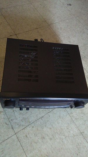 TEAC AG-D9100 DOLBY DIGITAL AUDIO/VIDEO RECEIVER ( TESTED ) for Sale in Baltimore, MD