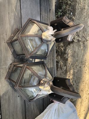 2 lamps for Sale in Ontario, CA