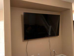 82in. Screen Smart TV or best offer for Sale in Fairfield, CA