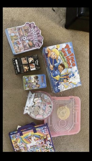 Kids games /jewelry /art set $15 for everything for Sale in Downey, CA