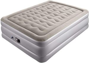 Sable Air Mattress Full Size XL with Built-in Pump, Blow Up Inflatable Airbed for Sale in Ontario, CA