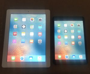 2 Apple iPads for one low price***Save Money*** for Sale in Phoenix, AZ