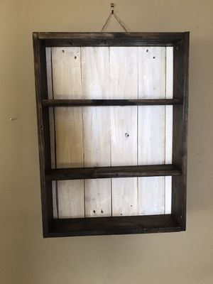 Old Farmhouse Display/Storage Shelf for Sale in Wichita, KS