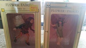 New in box Flower fairies for Sale in Glendora, CA