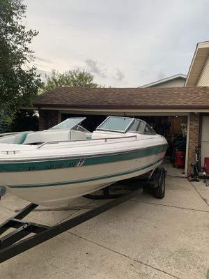 1992 sea ray 200 br 21ft for Sale in Homer Glen, IL