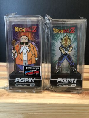 Figpin Dragonball z NYCC exclusive for Sale in Keasbey, NJ