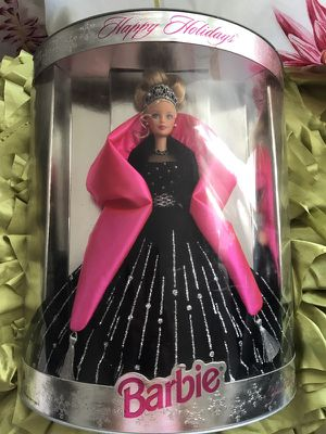 Happy holidays Barbie for Sale in Bronx, NY