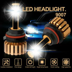 Led headlight bulbs - hid lights kit conversion- h13 9008 ford 9007 hb5 f150 f250 dodge ram charger for Sale in Phoenix, AZ