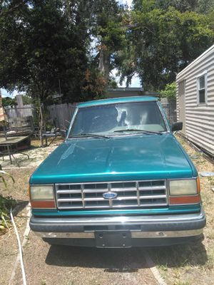 1992 Ford Ranger truck and trailer $2200 for Sale in Winter Haven, FL