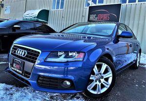 2009 Audi A4 for Sale in Lemont, IL
