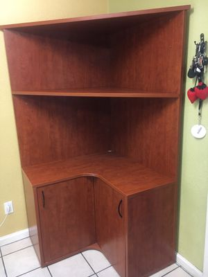 Computer corner desk or for multiple uses for Sale in San Leandro, CA